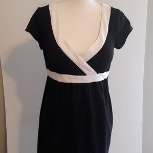 Boston Proper Dresses - Muse for Boston Proper Black White Dress